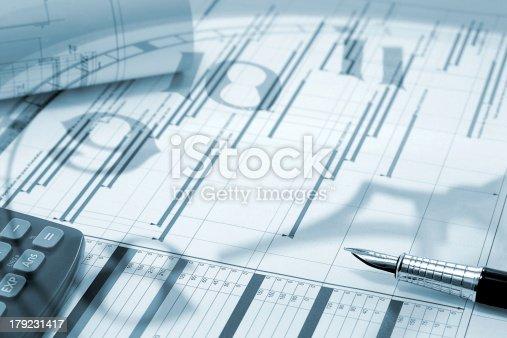 614338352 istock photo Project planning 179231417