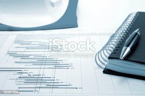 614338352 istock photo Project planning 180987839