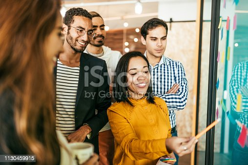 istock Project proposal for international cooperation in Mexican start-up. 1130459915