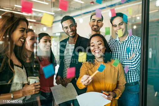 istock Project proposal for international cooperation in Mexican start-up. 1130460049