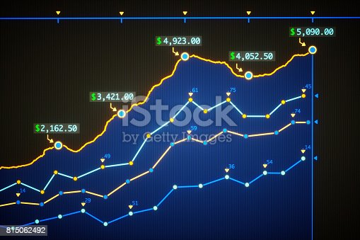 istock Projected Income Growth Report 815062492