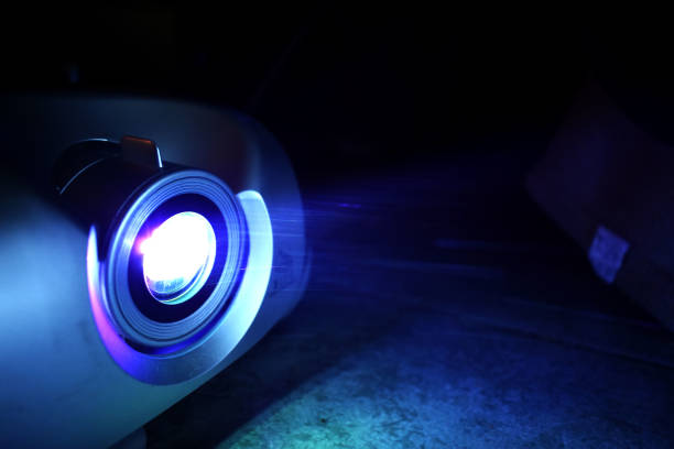 proyectando proyector encendido overhead projector stock pictures, royalty-free photos & images