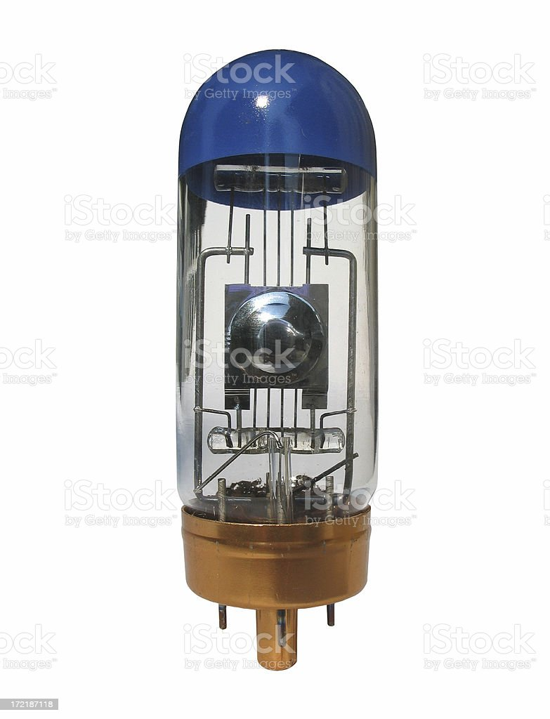 Projector Bulb royalty-free stock photo