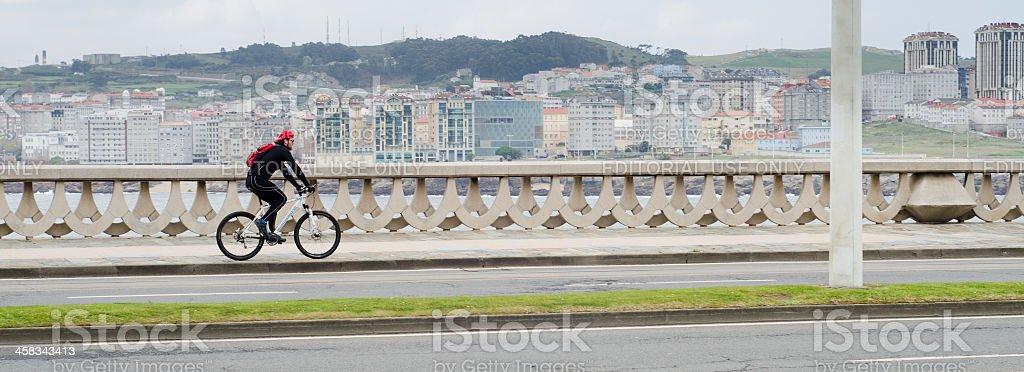 Promenade royalty-free stock photo