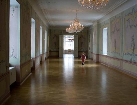 Promenade Through Royal Interior Stock Photo - Download Image Now