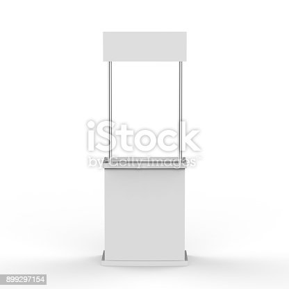 175439992istockphoto Promotion counter on isolated white background 899297154