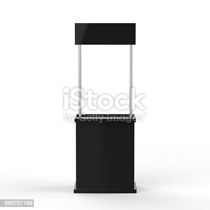175439992istockphoto Promotion counter on isolated white background 899297168