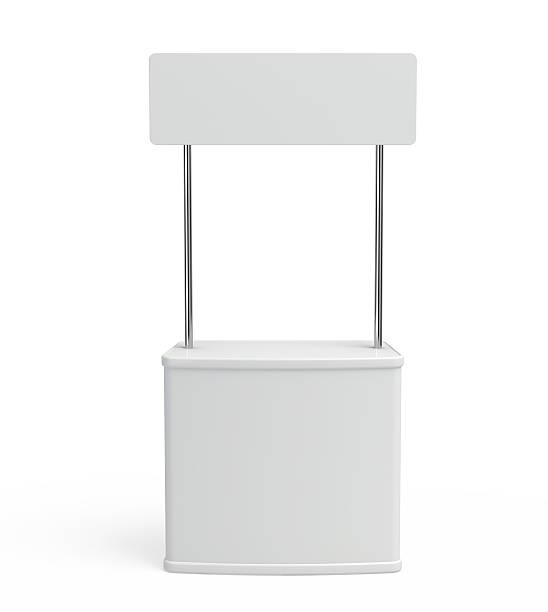 Zähler Tisch Promotion – Foto