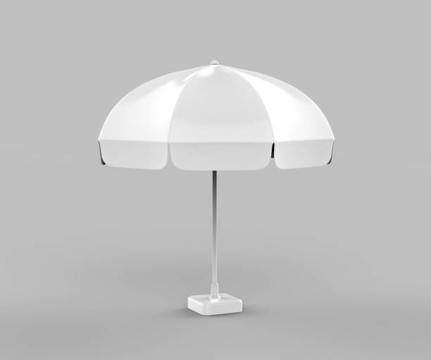 dfcef7facf Promotional Aluminum Sun Pop Up Umbrella With Stand Outdoor Patio ...