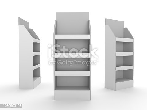 istock Promotional Display 1060903126