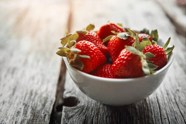 Bewijs dat gezonde voeding kan lekker eten foto