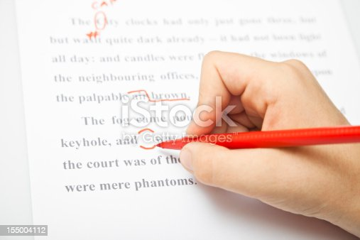 istock Proofreading services 155004112