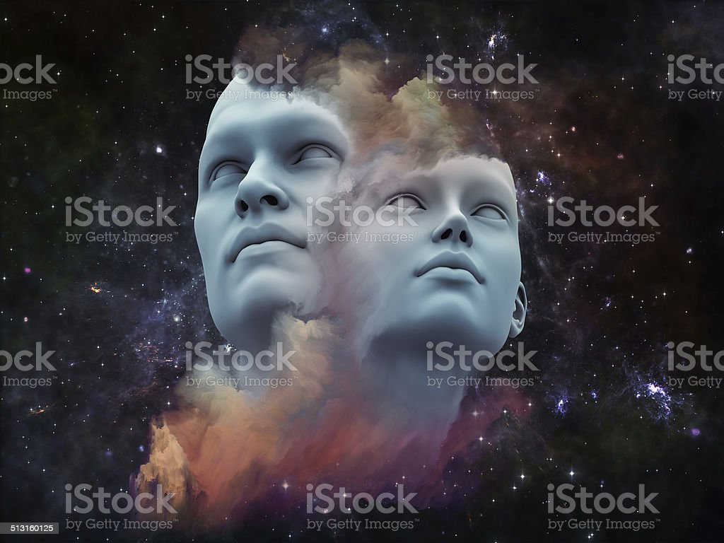 Propagation of Unity stock photo