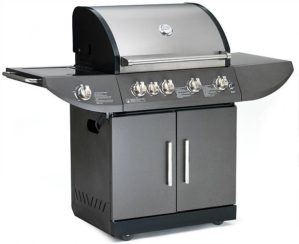 Propane Barbecue Grill  burwellphotography stock pictures, royalty-free photos & images