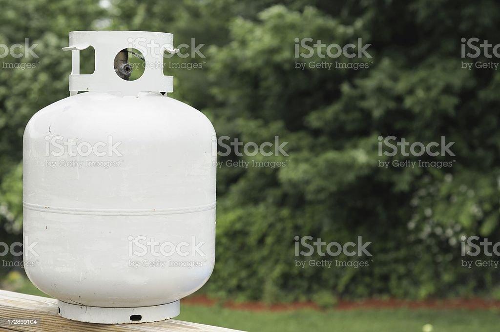 propane tank-Top – Foto