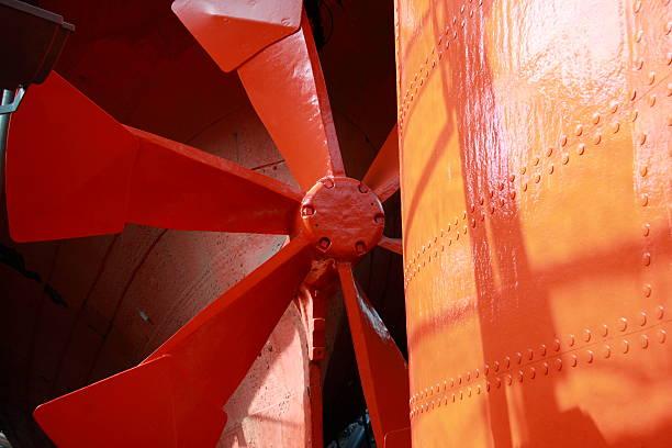 propellor - rudermaschine stock-fotos und bilder