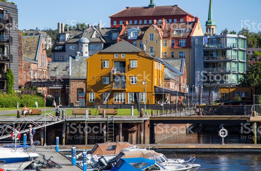 Unterkünfte in Trondheim – Foto
