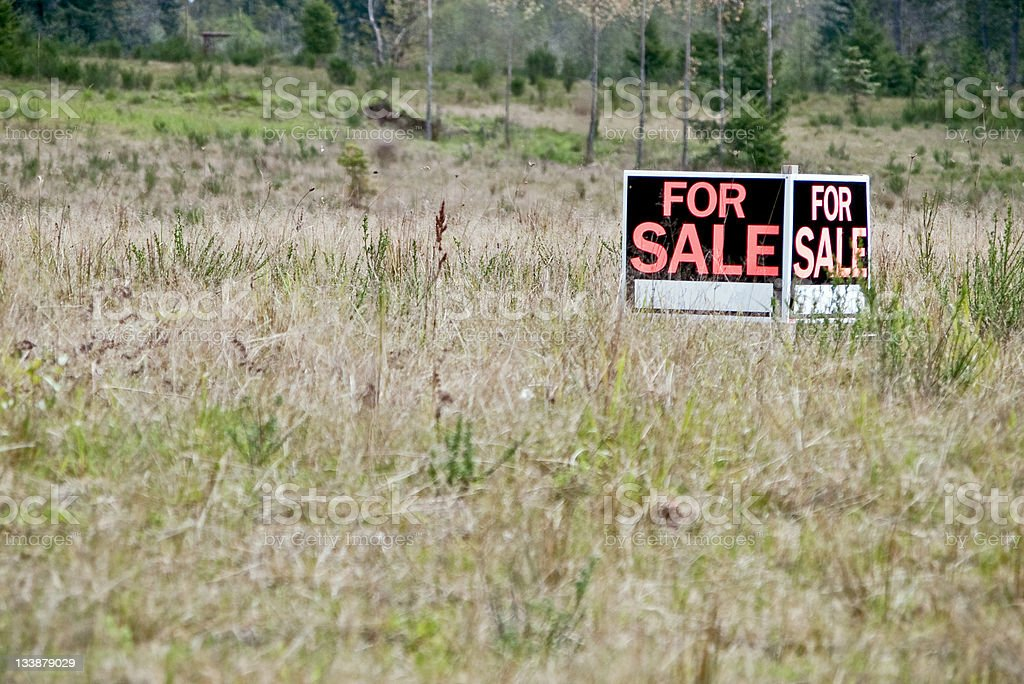 Property for Sale royalty-free stock photo
