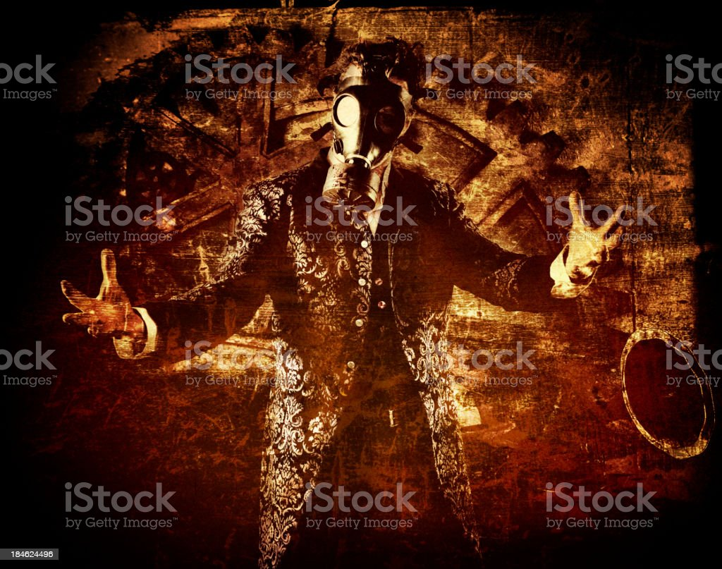 Prophecy of Destruction royalty-free stock photo