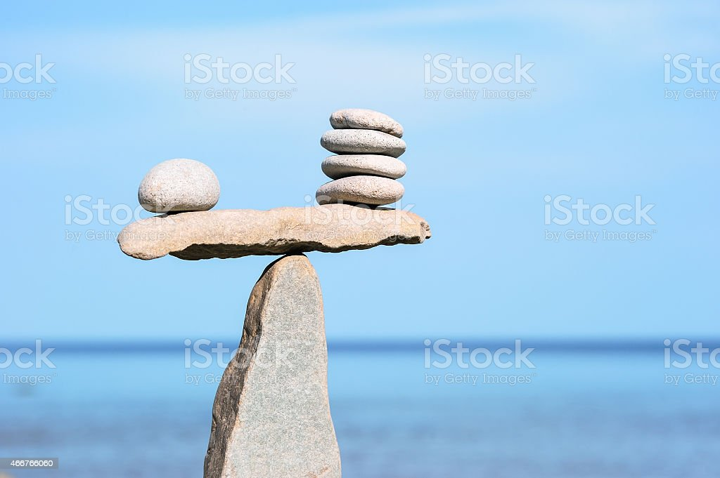 Proportionate stock photo
