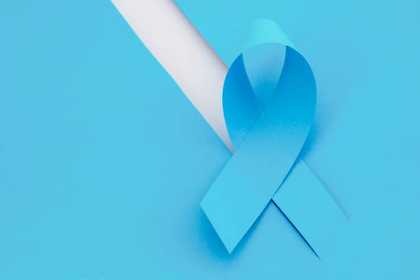 Prostate cancer  awareness month ribbon Prostate cancer  awareness month ribbon november stock pictures, royalty-free photos & images