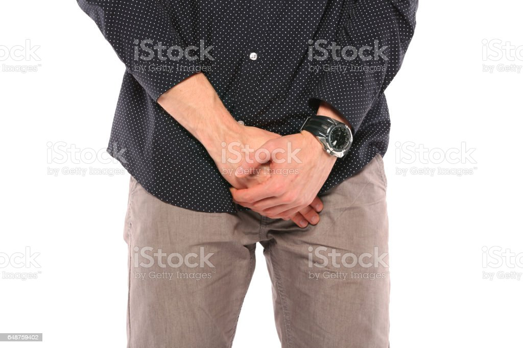 prostate gland stock photo
