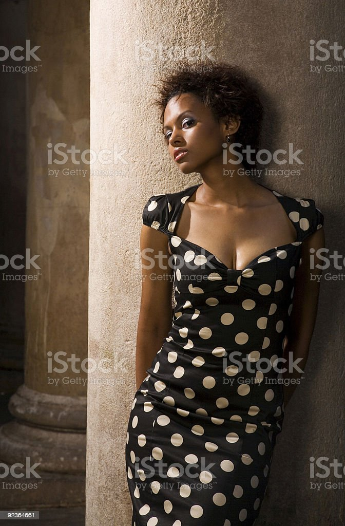 Prostitute royalty-free stock photo