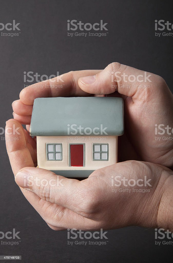 protect your home stock photo
