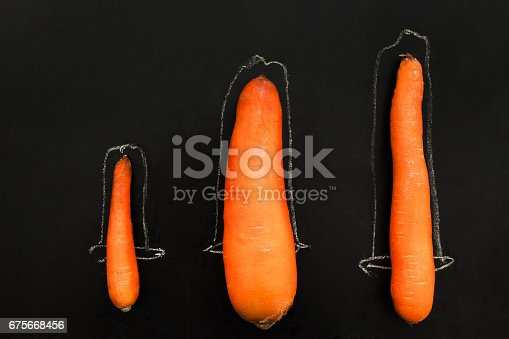 istock Protected sex, contraception. Penis in condom. 675668456