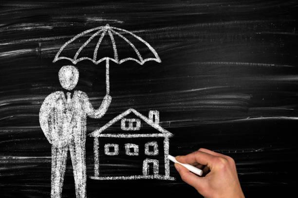 Schutz des Familieneigentums – Foto