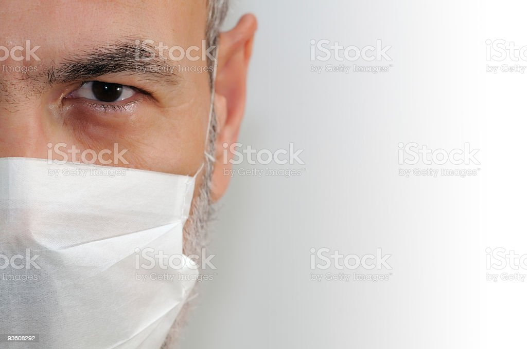 H1N1 Protection royalty-free stock photo