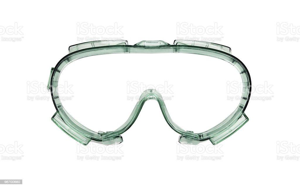Protective Eyewear royalty-free stock photo