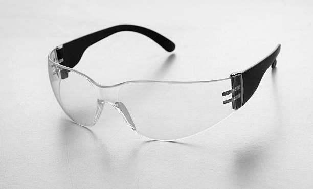 Protective Glasses bildbanksfoto