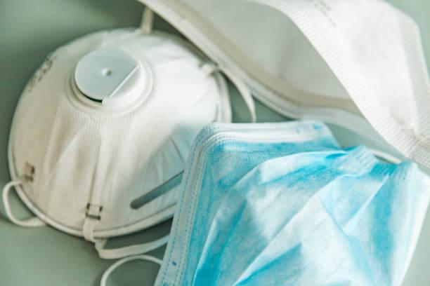 ffp2 protective mask. 30 - ffp2 imagens e fotografias de stock