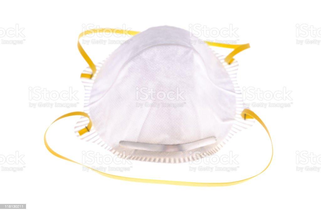 Máscara protectora - foto de stock