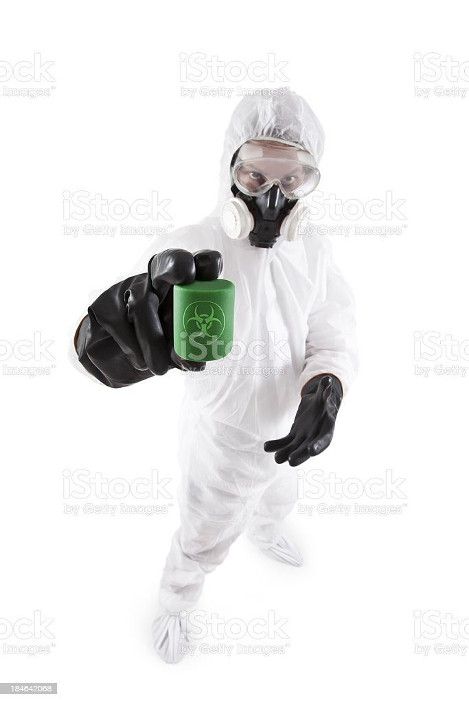Protective Workwear stock photo