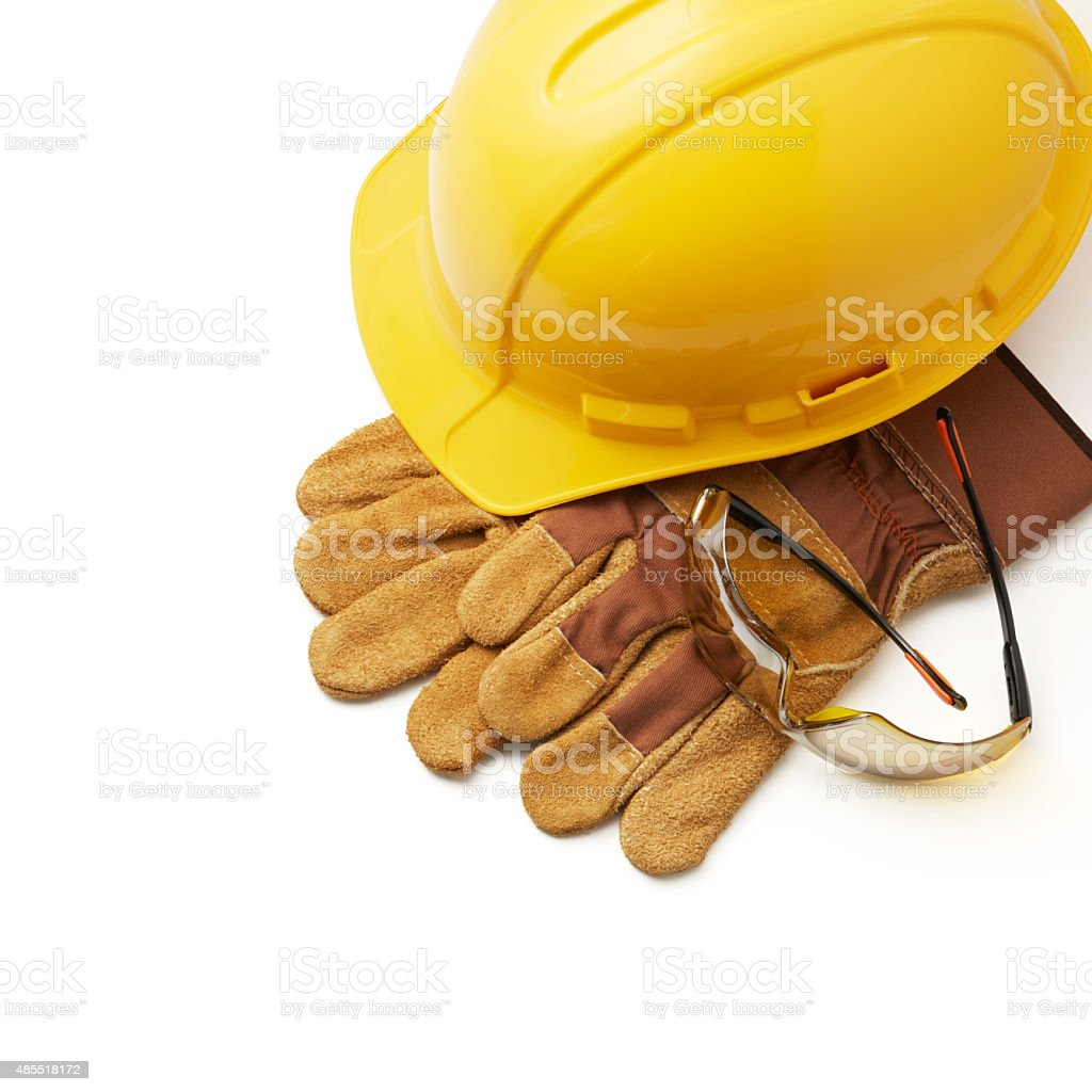 protective workwears stock photo