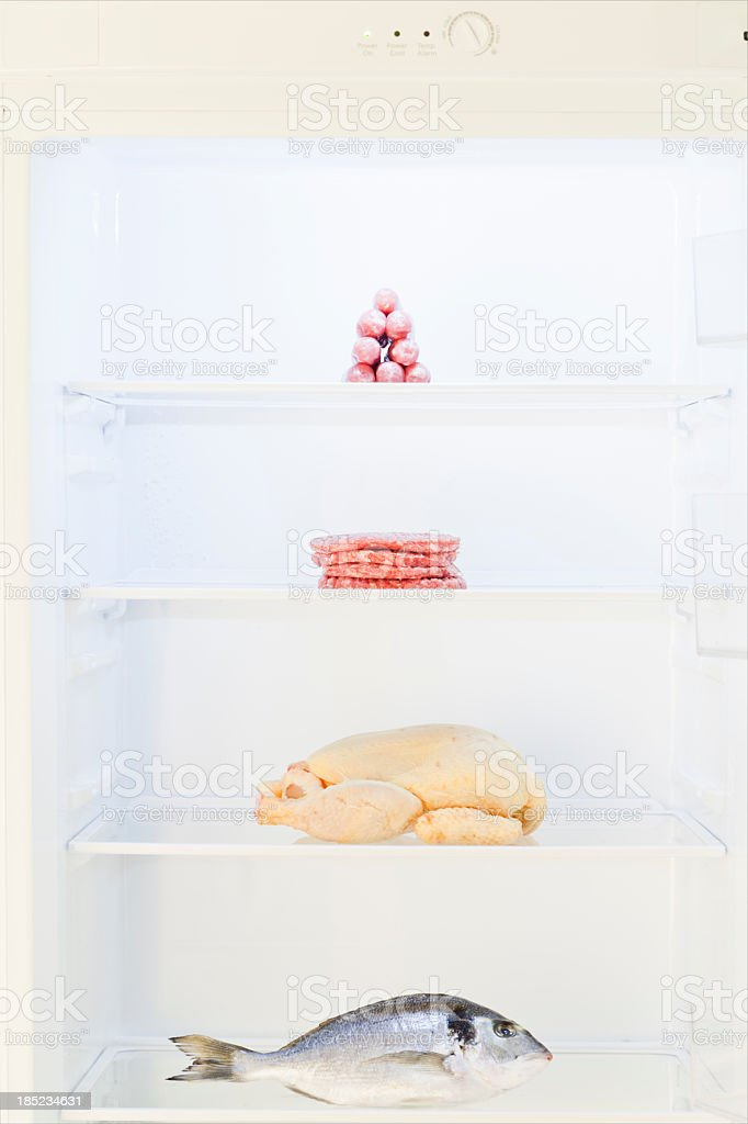 Protein diet royalty-free stock photo