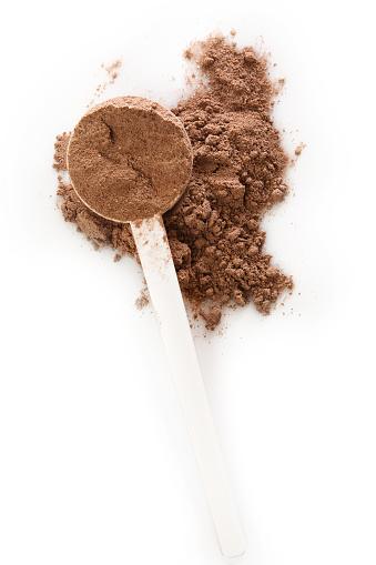 Protein Powder - zdjęcia stockowe i więcej obrazów Bez ludzi