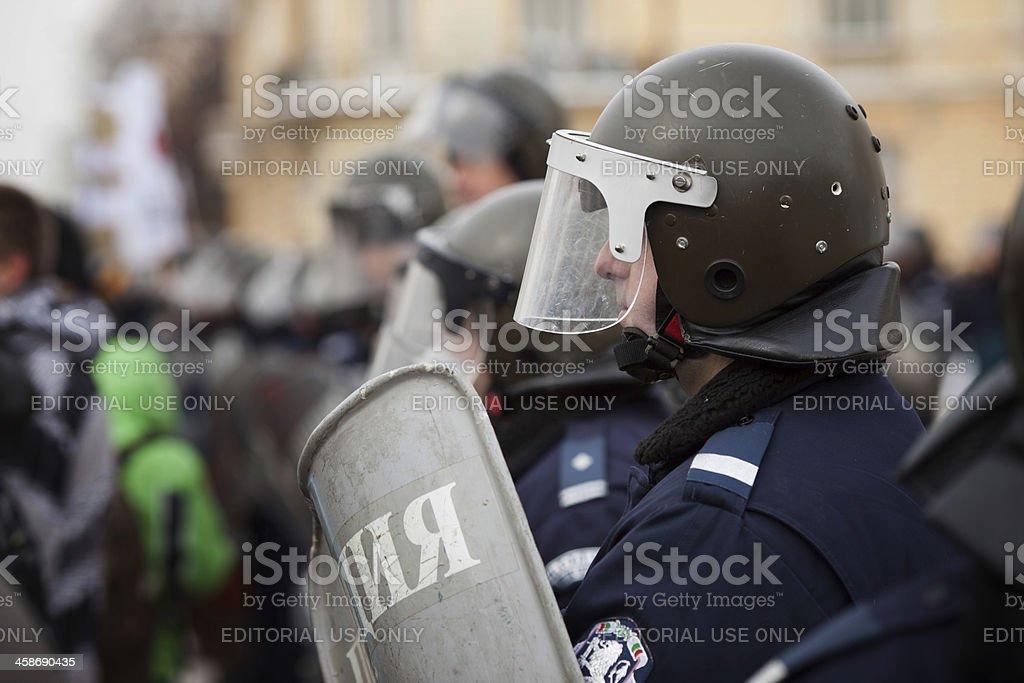 Die ACTA Demonstration – Foto