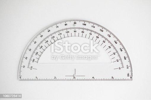 istock Protractor 1060725414