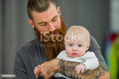 istock Proud Father 638666640