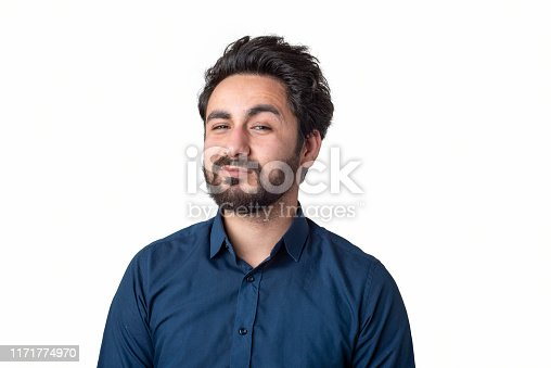 istock Proud Happy Young man 1171774970
