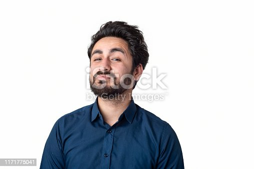 istock Proud Happy Young man 1171775041