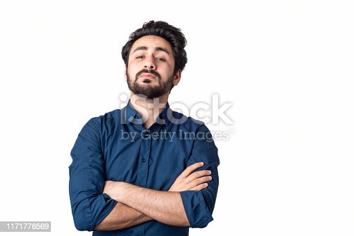 istock Proud Happy Young man 1171776569
