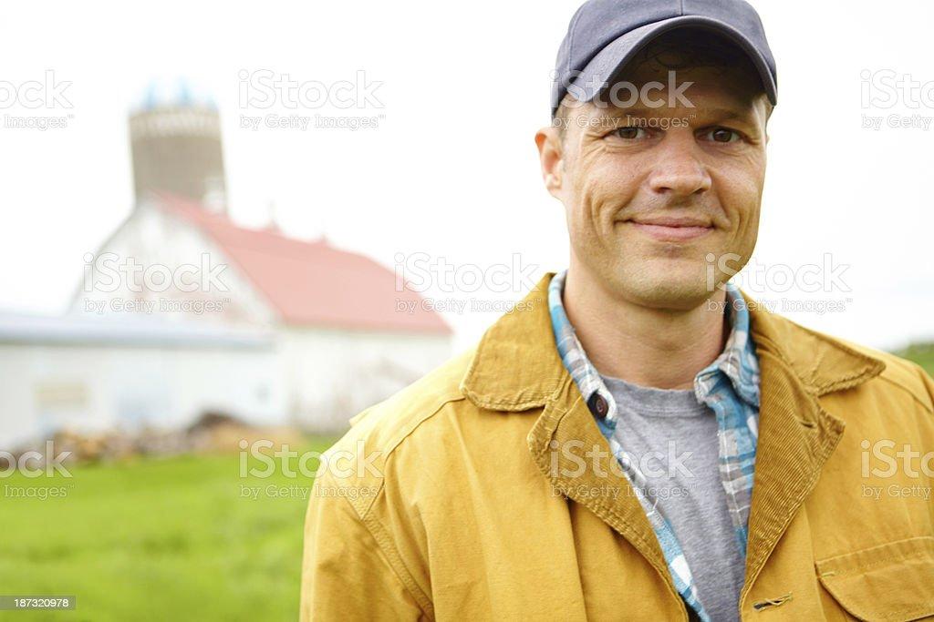Fier de son farm - Photo