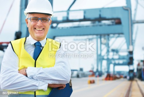 istock Proud of our excellent service record...safe,fast and reliable! 507241447