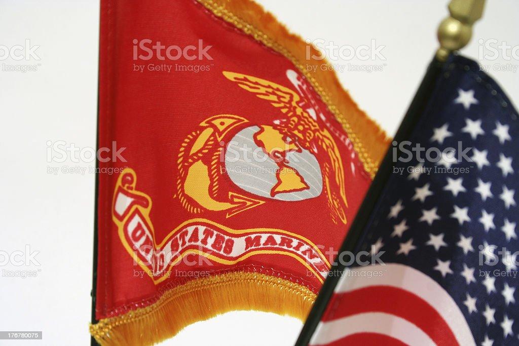 US Proud stock photo