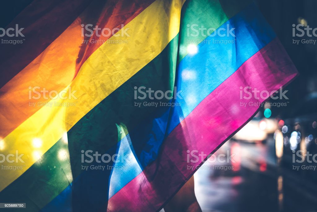 Proud to be Gay stock photo
