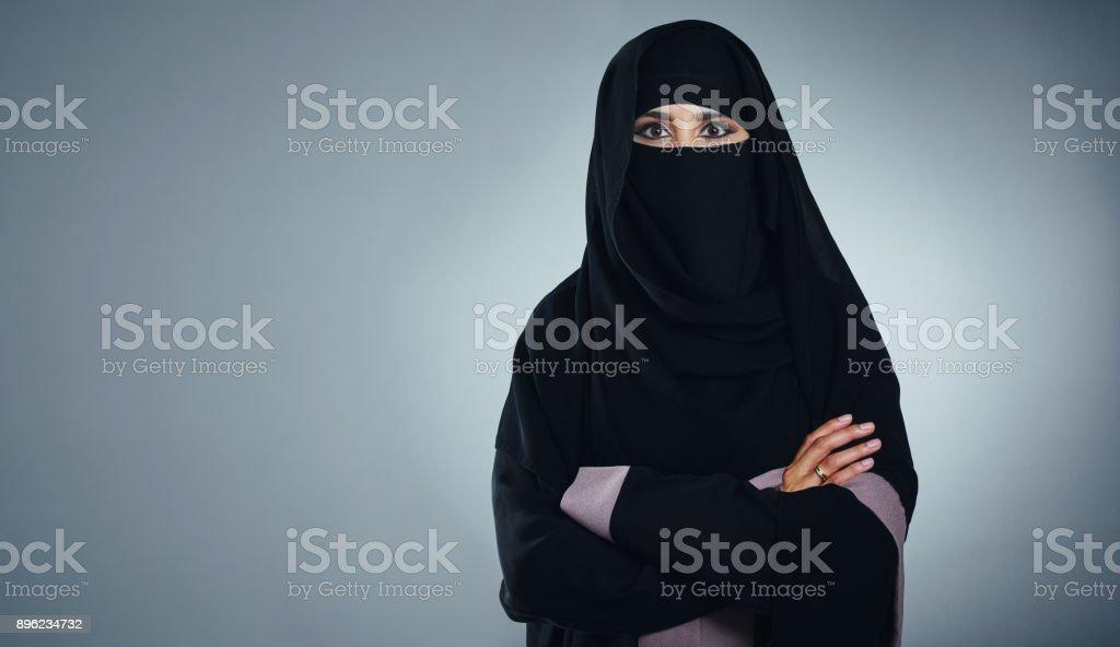 Stolz, Muslim zu sein – Foto